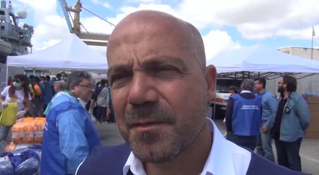 Le Candele Palermo.Sbarco A Palermo Il Direttore Dell Asp Tante Famiglie A Bordo Stanno Bene Video